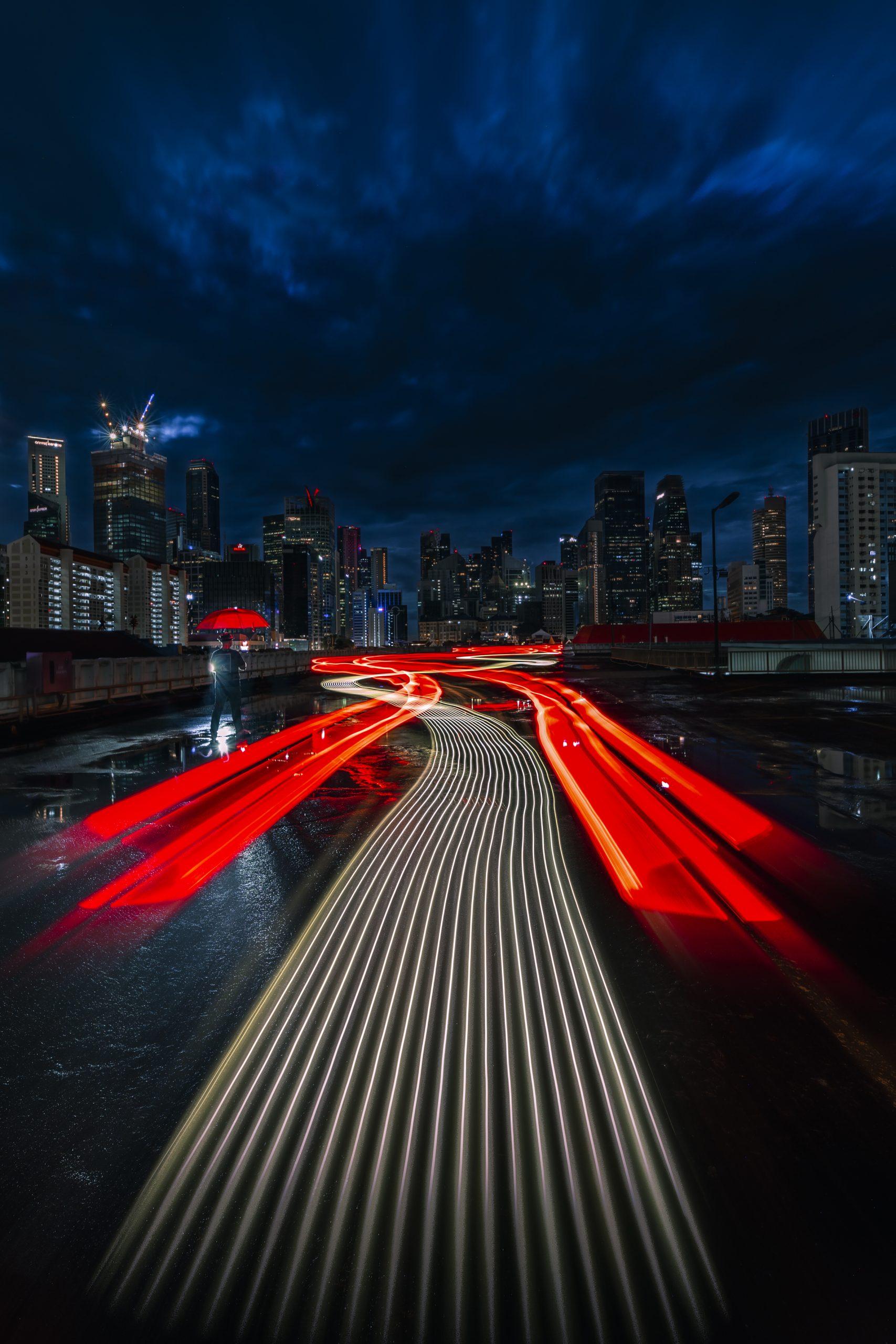 Light Speed. Singapore. NW